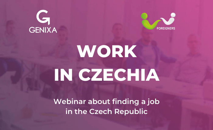 Work in Czechia